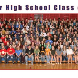 Conner High School Class 2018