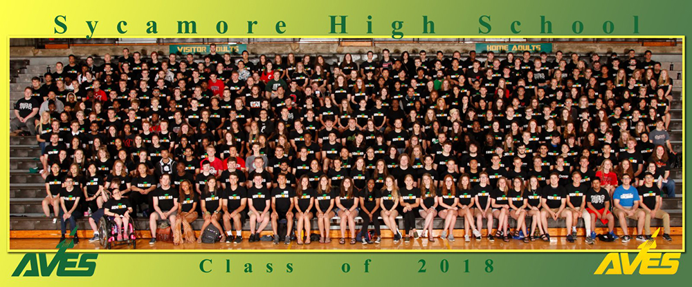 Sycamore High School Class 2018